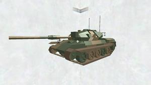 74式戦車 低価格版